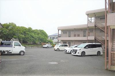 【駐車場】グリーンヒル昭島