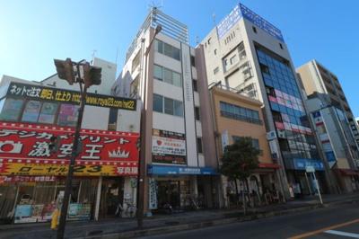 【外観】山崎第4マンション
