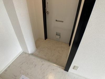 【玄関】山崎第4マンション
