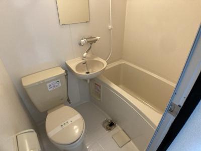 【浴室】山崎第4マンション