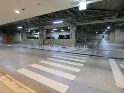 【駐車場】ザガーデンタワーズ サンライズタワー 88.15㎡ リ フォーム済