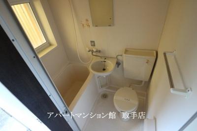 【浴室】ドリームコーポ取手