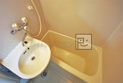 【浴室】長谷部マンション