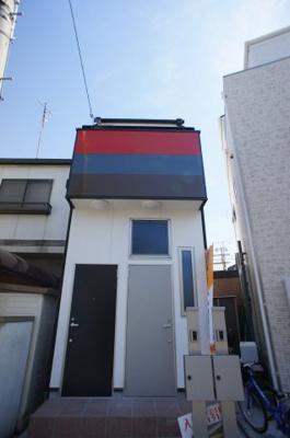 【外観】プリッ2平野本町
