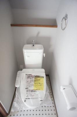 【トイレ】プリッ2平野本町