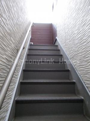 ヴェルミヨン北綾瀬の階段☆