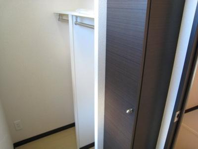 浴室換気乾燥機完備