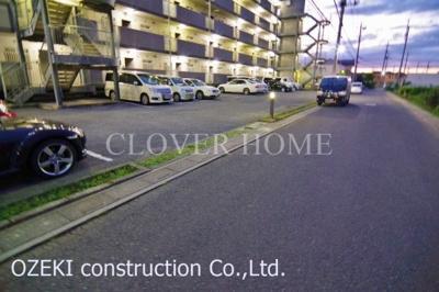 【駐車場】グランシャリオ千間台