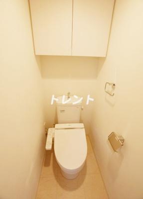 【トイレ】ディームス神楽坂Ⅱ【Dimus神楽坂Ⅱ】