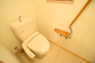 【トイレ】ロフトヴァレーⅡ