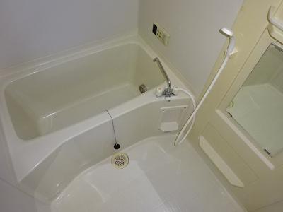 【浴室】ブルースカイマンションⅢ