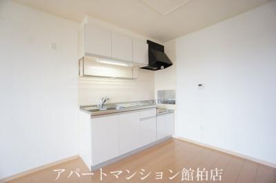 【キッチン】カーサ大井C
