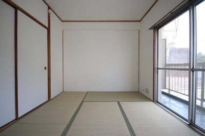 【寝室】パール六甲