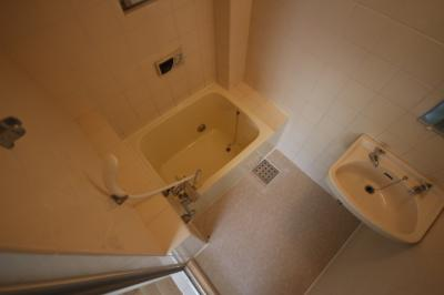 【浴室】パール六甲