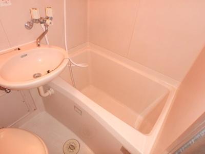 【浴室】コンホールナガセB