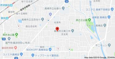 【地図】寿マンション (株)Roots