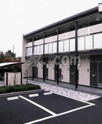 【駐車場】レオパレスBONHEUR弐番館(36037-101)