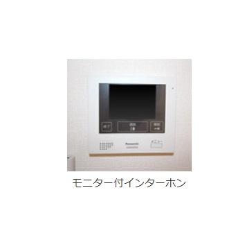 【セキュリティ】レオパレスBONHEUR弐番館(36037-101)