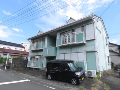 【外観】パナハイツ奈良