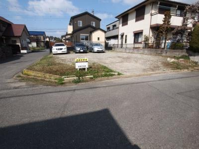 【前面道路含む現地写真】大椎町売地