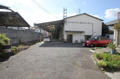 【外観】鳳東町6丁工場兼倉庫