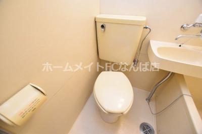 【トイレ】イレブンハイツ