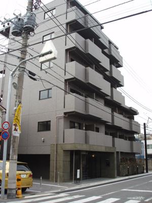 【外観】ルーブル千鳥町弐番館