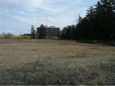 【外観】土浦駅4km 工業地域の売土地