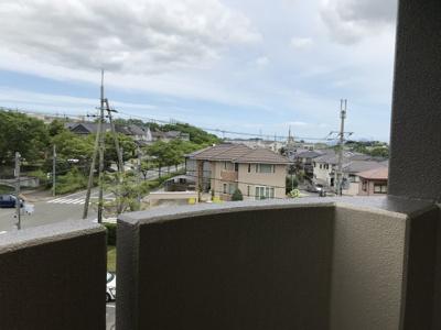 【展望】グランドメゾン仰木の里壱番館