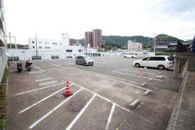 【駐車場】フェリス一の宮