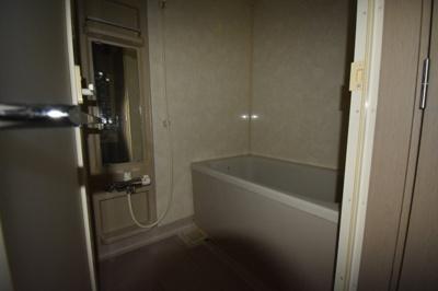 余裕の広さがあるお風呂です