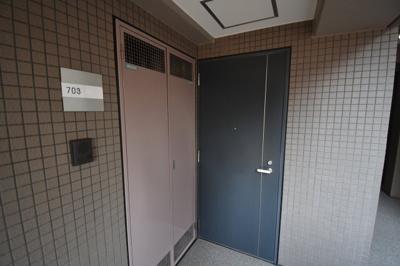 【玄関】トウセン麻布十番