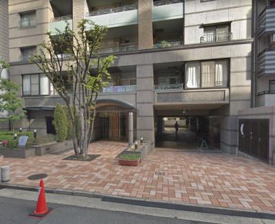 【外観】ソシオタワー南船場