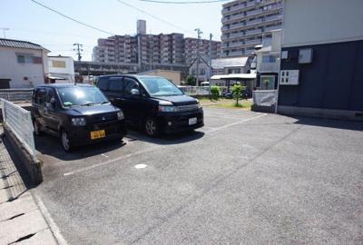 【駐車場】M'sガーデンプラザB