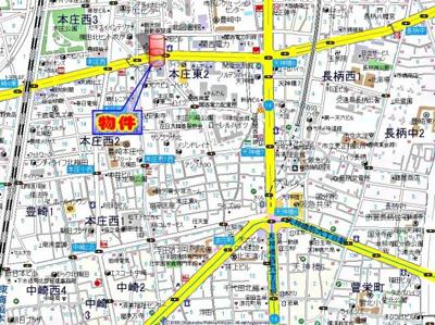 【地図】マコルチェーレ