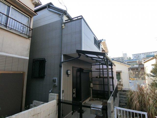 【前面道路含む現地写真】神戸市垂水区高丸7丁目 中古戸建