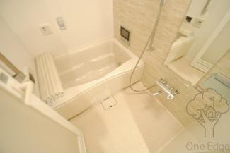 【浴室】ゼウス西梅田プレミアム