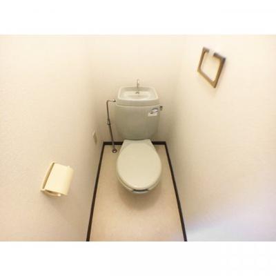 【トイレ】ヴィラプレフェール1