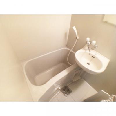 【浴室】ヴィラプレフェール1