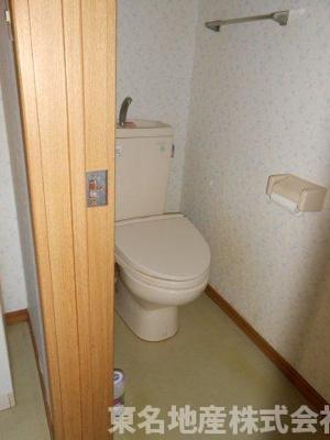 【トイレ】フォーレストメグII