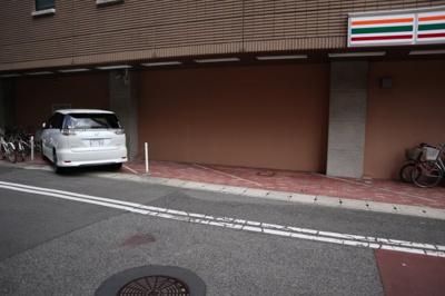 【駐車場】長澤文具ビル