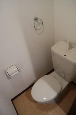 【トイレ】長澤文具ビル