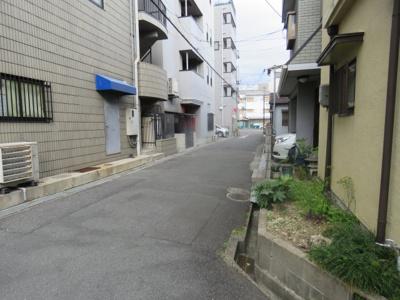 【周辺】園田町中村貸家