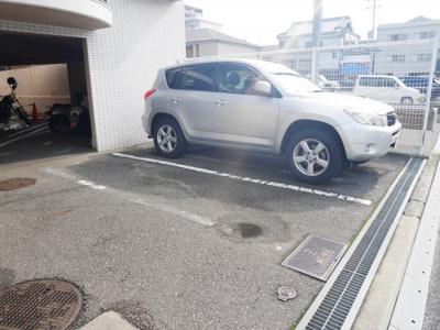 【駐車場】ライオンズマンション八尾第二