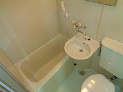 【浴室】グレースハイツ城南