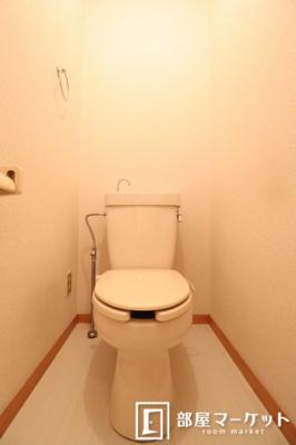 【トイレ】ハイツオリオン