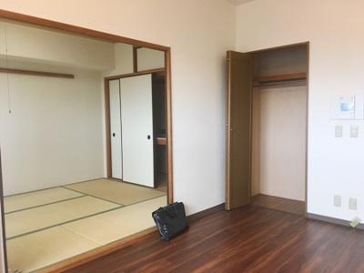 【居間・リビング】キングマンション心斎橋東