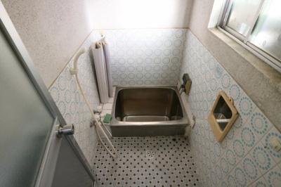 【浴室】長池町1丁目テラスハウス
