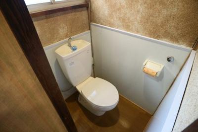 【トイレ】長池町1丁目テラスハウス