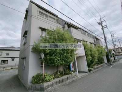 【外観】第2喜里川ハイツ
